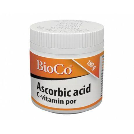 c7d6d0e31bf6 BioCo Ascorbic acid C-vitamin por 180 g - Immunrendszer - BioCo ...
