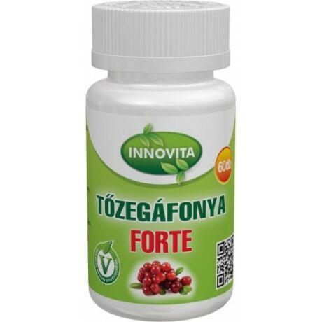 Innovita Tőzegáfonya Forte 60 db