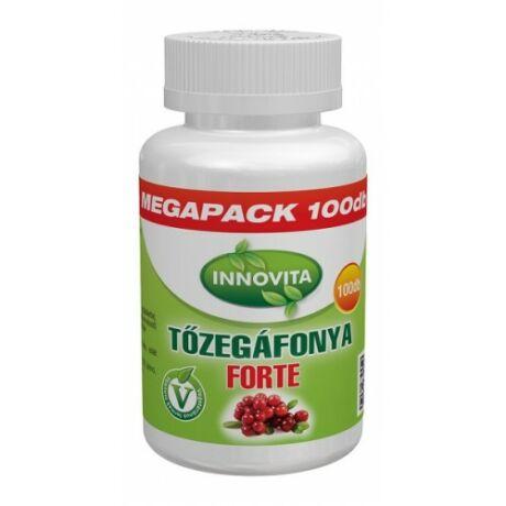 Innovita Tőzegáfonya Forte Megapack 100 db