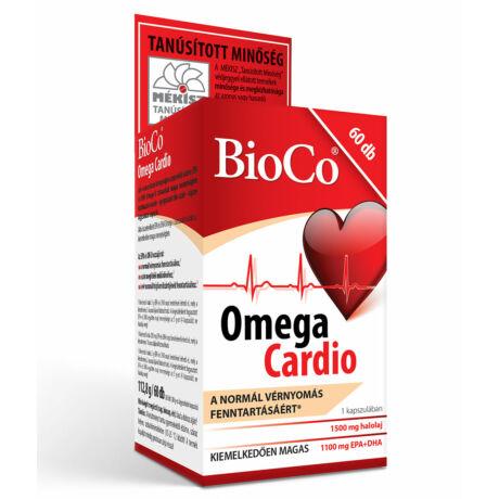 75e5f056f765 BioCo Omega Cardio 60 db - Szív- és érrendszer - BioCo Webáruház ...